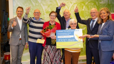 Photo of Kunstgenoten in beweging wint het Lokaal Compliment 2019