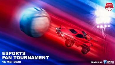 Photo of 16 mei – live: Online Rocket League toernooi vanuit H20 Esports Campus in Purmerend