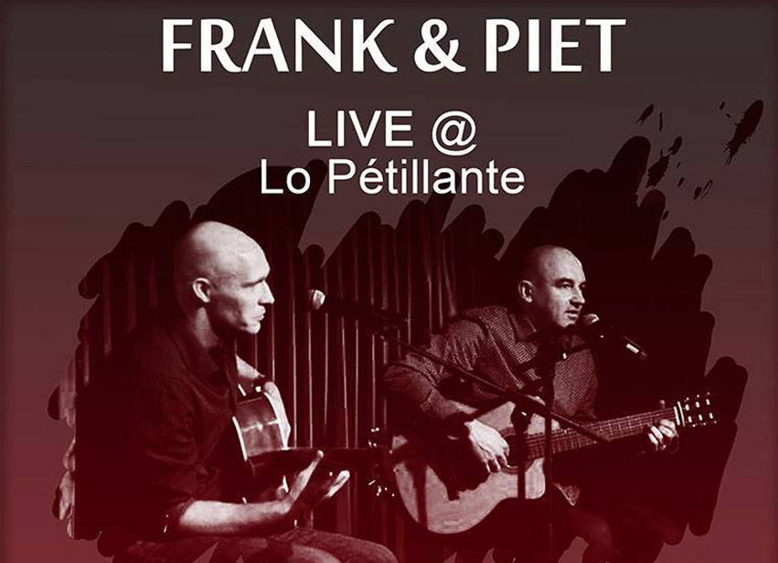 Singer-songwritersduo in LO Pétillante