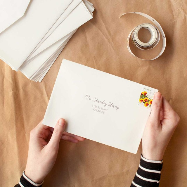 Addressing Wedding Invitations How To Address Wedding Invitations All The Info You Need To Know