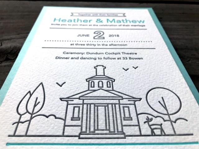 Affordable Letterpress Wedding Invitations How To Make Affordable Diy Letterpress Wedding Invitations 10 Steps