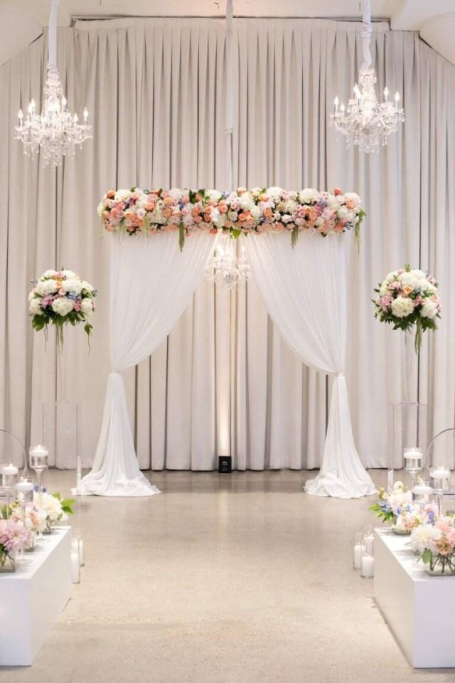 Alter Decorations Wedding Pink Wedding Ideas Pink Wedding Decor Chez Wedding Venue