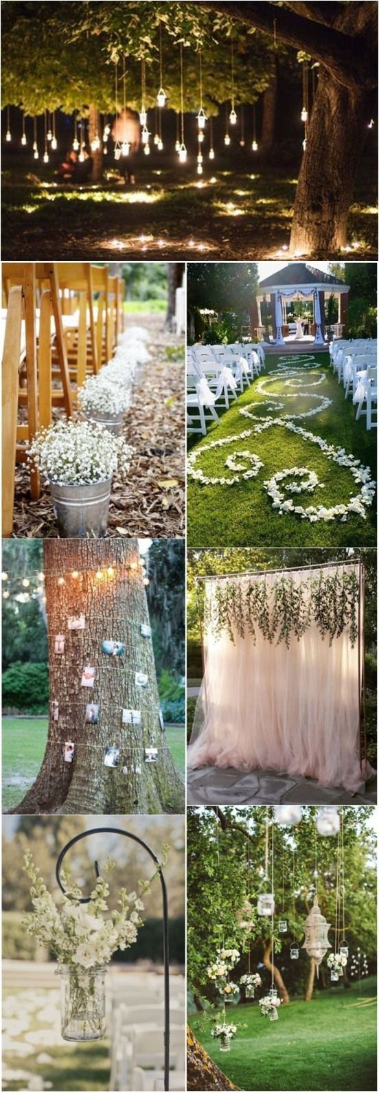 Alter Decorations Wedding Simple Outdoor Wedding Decorations Rustic Alter