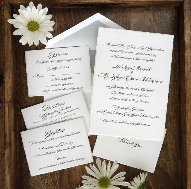 American Wedding Invitations The American Wedding Invitations Wedding Invitations