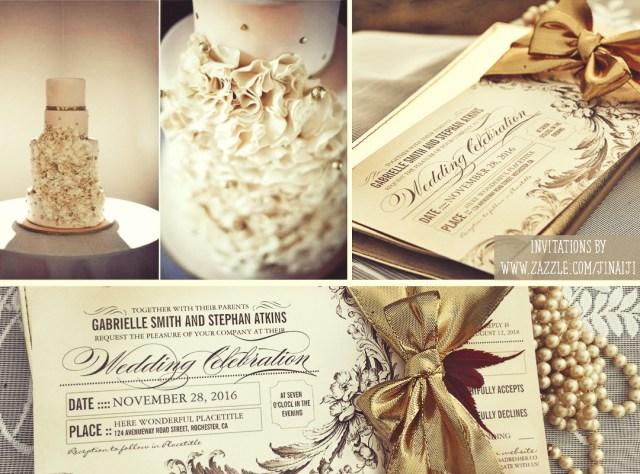 Antique Wedding Invitations Chic Vintage Wedding Tickets Wedding Invitations Need Wedding Idea
