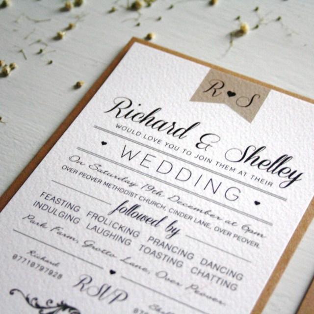 Antique Wedding Invitations Elegant Type Vintage Wedding Invitation Rodo Creative