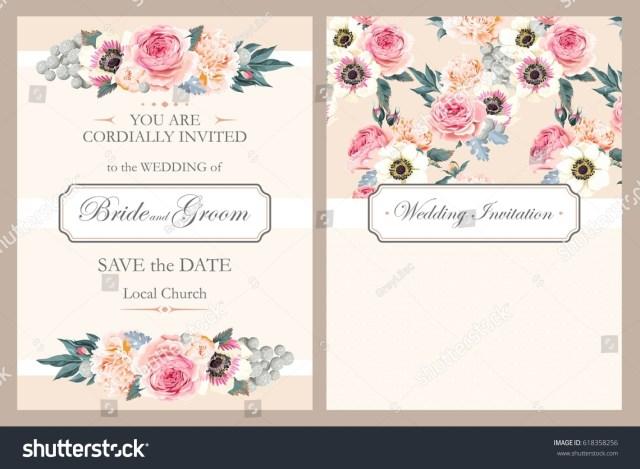 Antique Wedding Invitations Vintage Wedding Invitation Ez Canvas