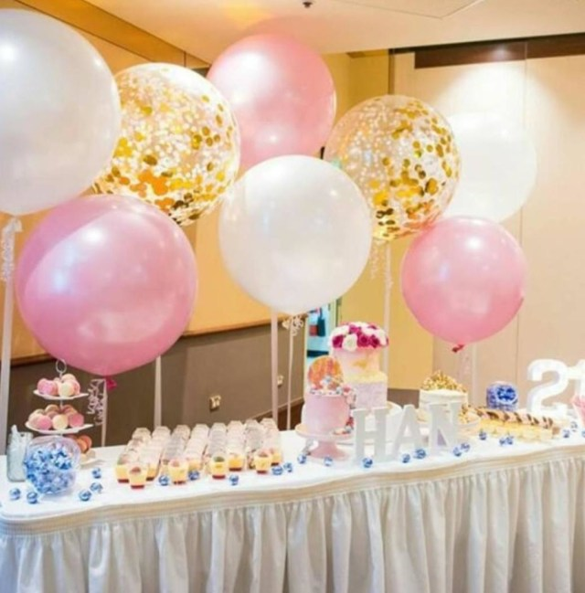 Baloon Decorations Wedding Balloon Decorations For Wedding And Bridal Showers Balloon
