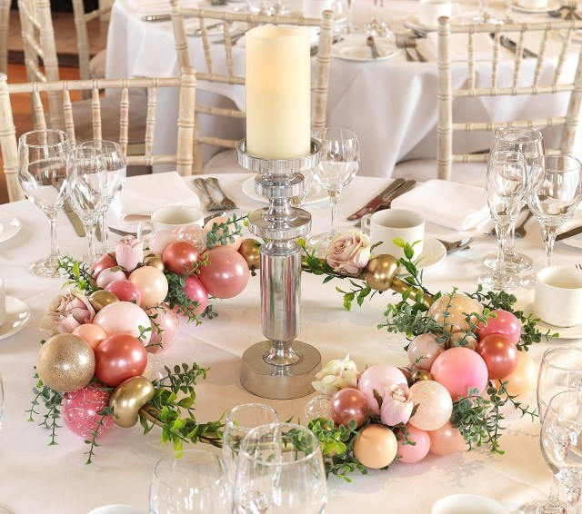 Baloon Decorations Wedding Fun Balloon Ideas For Your Wedding Day Confetticouk