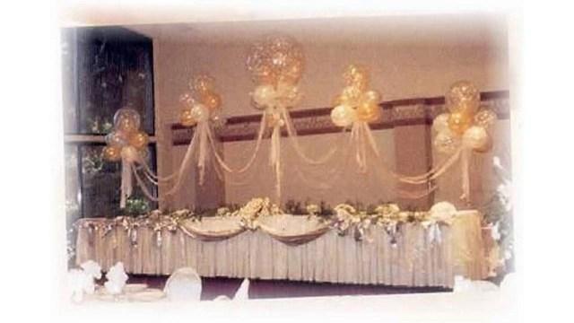 Baloon Decorations Wedding Wedding Decorations With Balloon Youtube