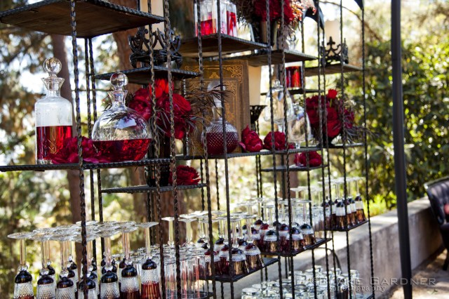 Bar Wedding Decor Marcus Irwin Kristin Banta Events Los Angeles Based Luxury