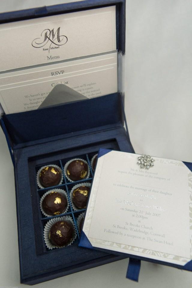 Box Wedding Invitations Chocolate Box Er Stationery Luxury Silk Wedding Invitations And
