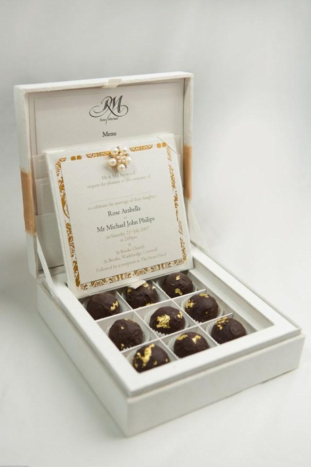 Box Wedding Invitations Chocolate Box Invite Archives Er Stationery Luxury Silk Wedding