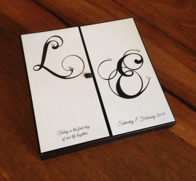 Box Wedding Invitations Exclusively Designed Wedding Invitations Perth Western Australia