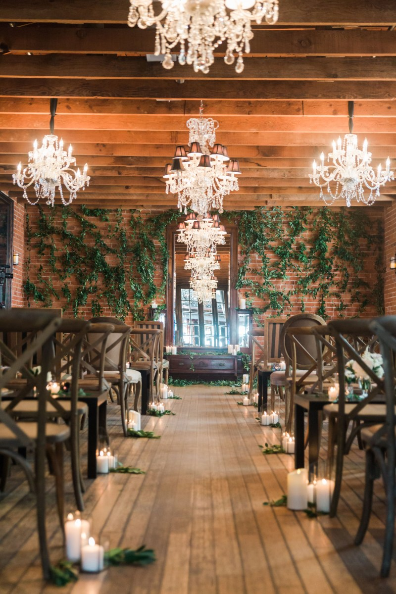 Candlelight Wedding Decor Wedding Dcor Incorporating Candles Into Your Ceremony Reception