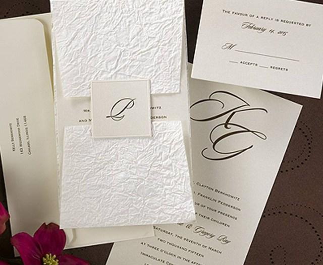 Carlson Wedding Invitations 206458 Carlson Craft Wedding Invitations Carlson Craft Wedding