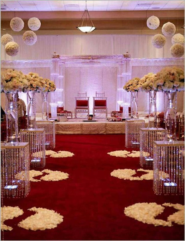 Centerpieces For Wedding 6 Set Chandelier Centerpiece For Weddingwedding2 Set Aisle Etsy
