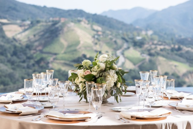 Centerpieces For Wedding Wedding Ideas Reasons To Have Low Centerpieces At Your Reception