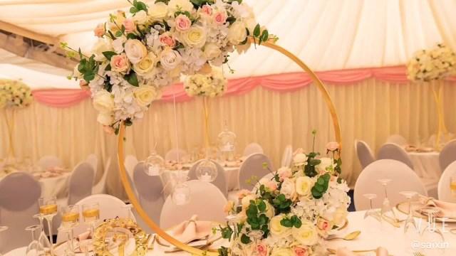 Centerpieces For Wedding Zt 354 Beautiful Metal Stand Flower Centerpieces For Wedding Table