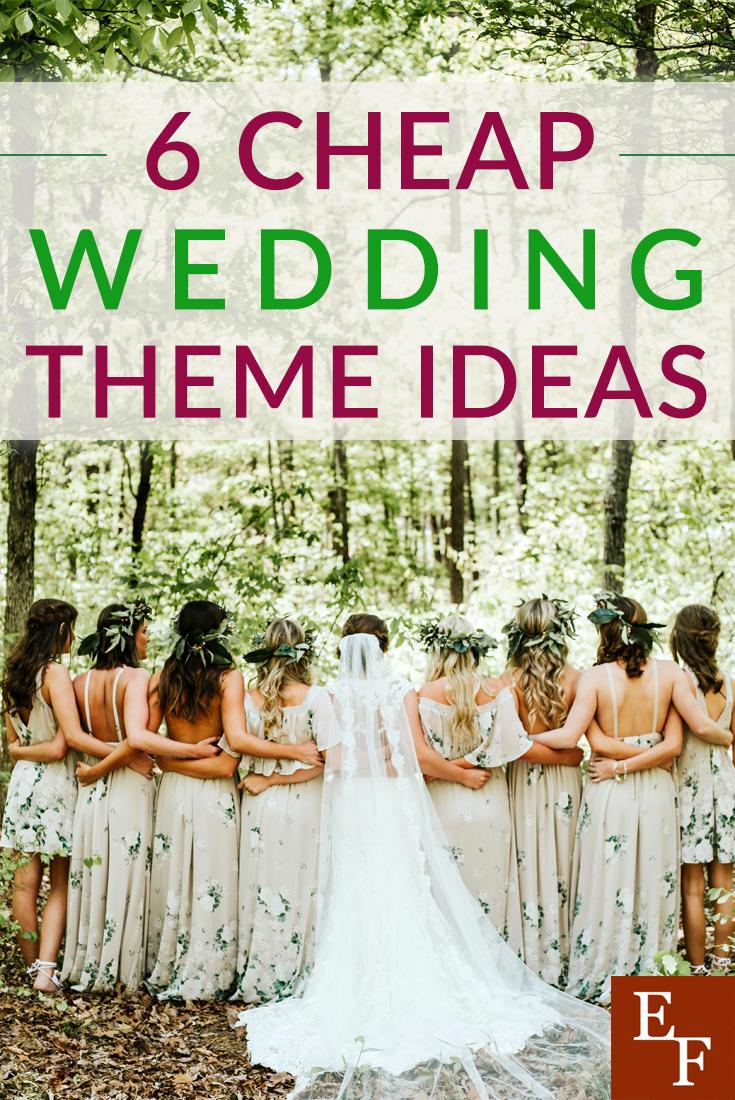 cheap wedding ideas 6 cheap wedding theme ideas - regiosfera