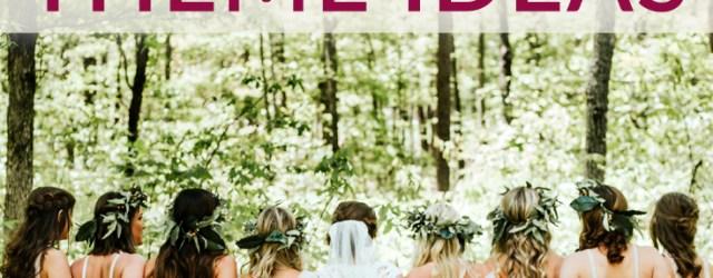 Cheap Wedding Ideas 6 Cheap Wedding Theme Ideas