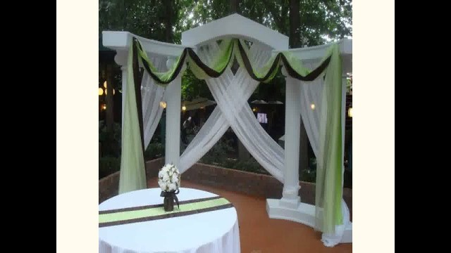 Church Wedding Decoration Church Wedding Decoration Pictures 2015 Youtube