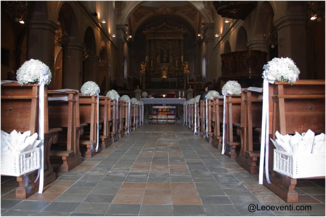 Church Wedding Decoration Church Wedding Decorations Ideas For Your Wedding In Italy Leo Eventi