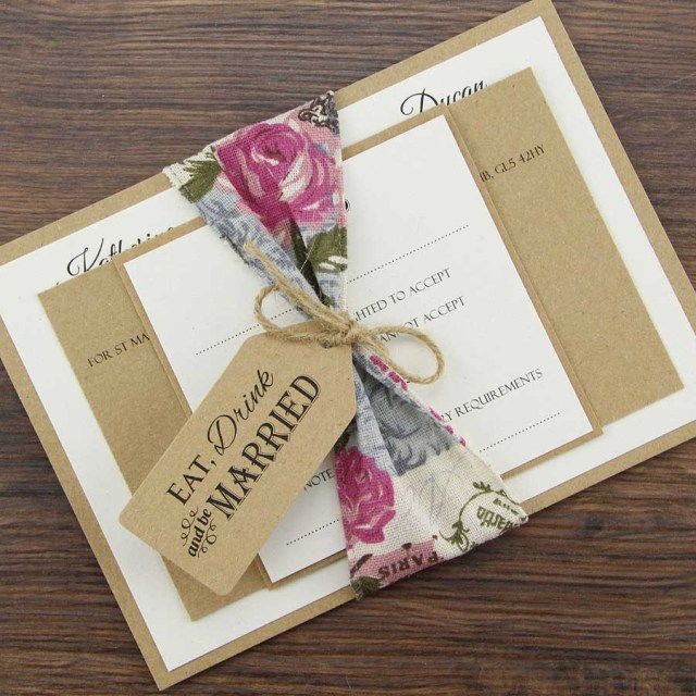 Country Chic Wedding Invitations Chic Chic Wedding Invitations Wedding Ideas