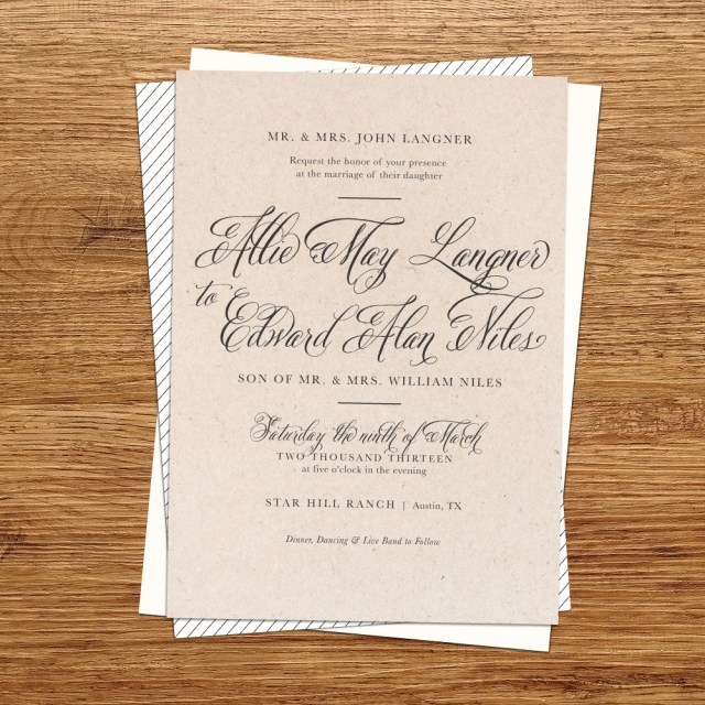 Country Wedding Invitation Wording Country Wedding Invitation Wording Templates Parttime Jobs
