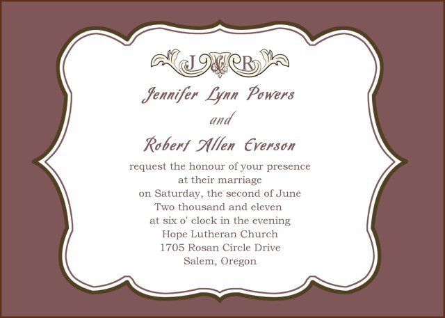 Country Wedding Invitation Wording Different Types Of Wedding Invitation Wording Luxury Country Wedding