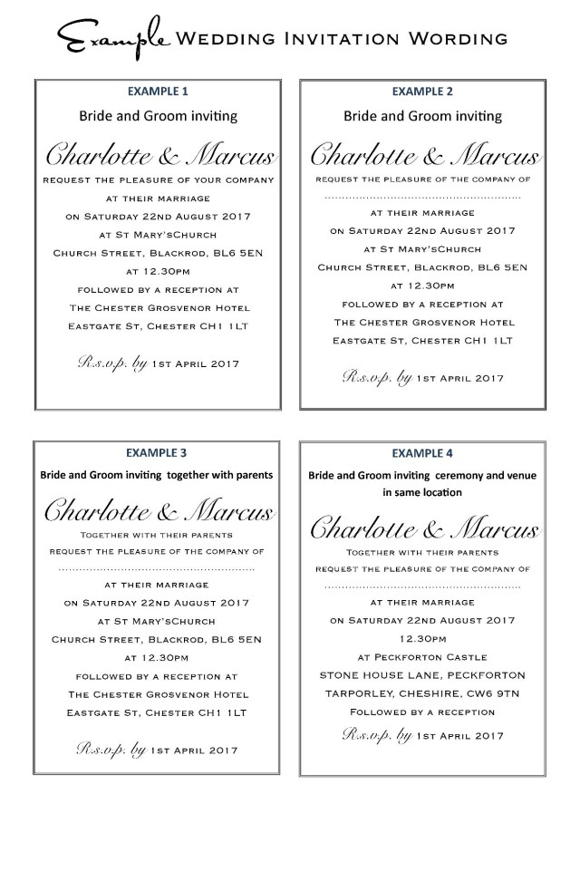 Couple Hosting Wedding Invitation Wording Wedding Invitation Wording Couple Hosting Awesome Hosting Wedding