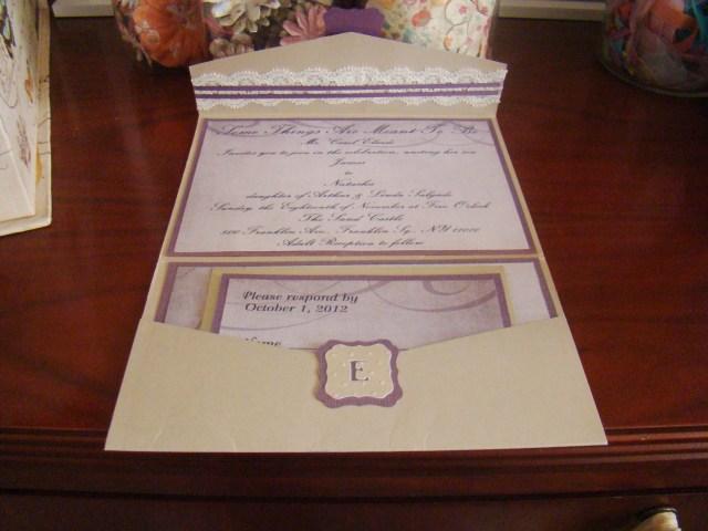 Cricut Wedding Projects Photo Project Center Wedding Invitation Image