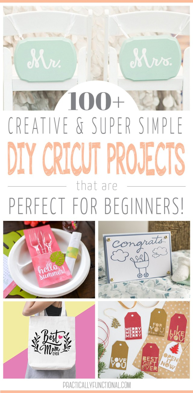 Cricut Wedding Projects What Kinds Of Crafts Diy Projects Can I Make With My Cricut Machine