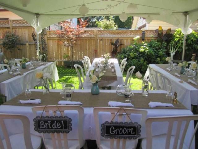 Cute Wedding Ideas Small Backyard Wedding Best Photos Cute Wedding Ideas Ideas For