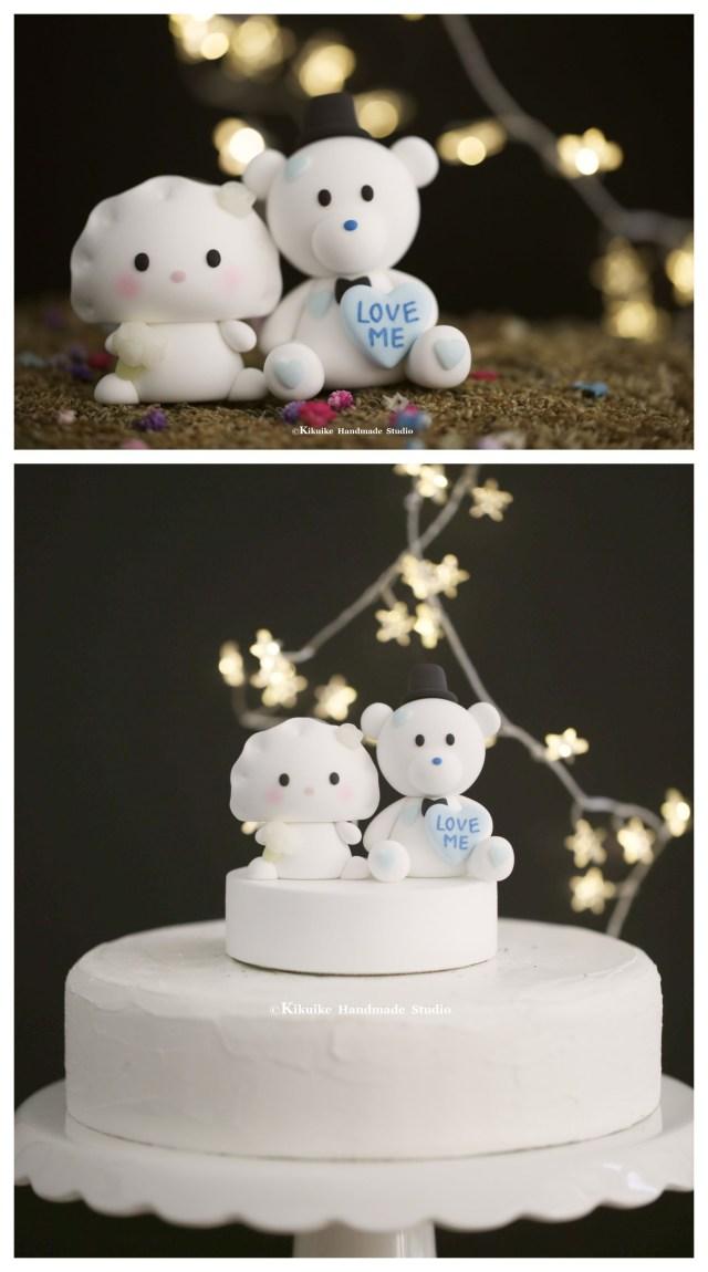 Cute Wedding Ideas Wedding Ideas Cute Wedding Cake Toppers 25 Amazing Bears Wedding