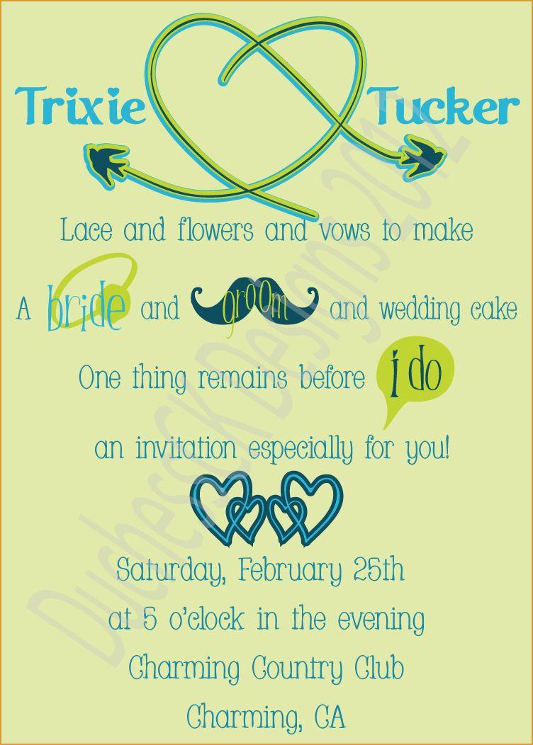 Cute Wedding Invitation Wording Best Of Cute Wedding Invitation Wording From Bride And Groom Top