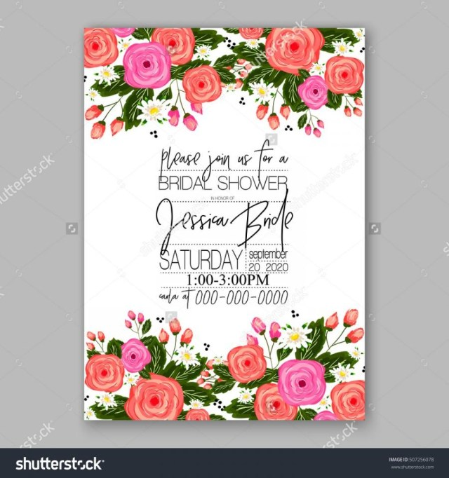 Daisy Wedding Invitations Wedding Invitation Printable Template With Floral Wreath Or Bouquet