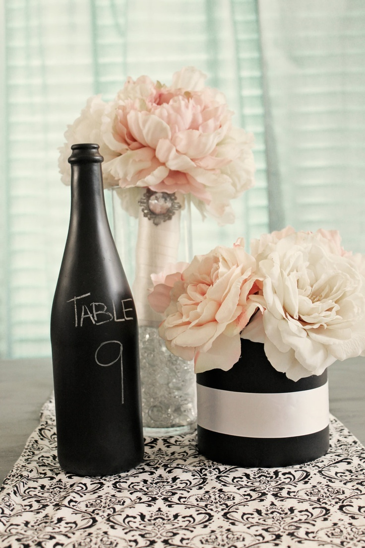 Decor Wedding Diy 7 Wine Bottle Centerpieces To Diy For Your Wedding Wedpics Blog