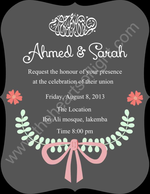 Digital Wedding Invitations Digital Wedding Invitations Johannesburg Wedding Invitation