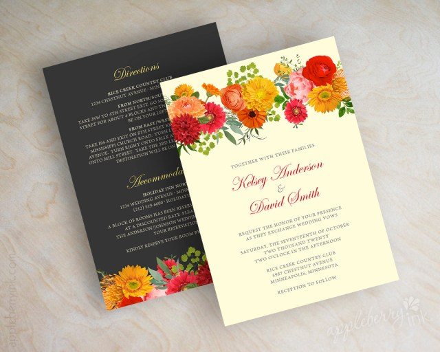 Discounted Wedding Invitations Affordable Wedding Invitations That Will Make You Happy Emmaline Bride