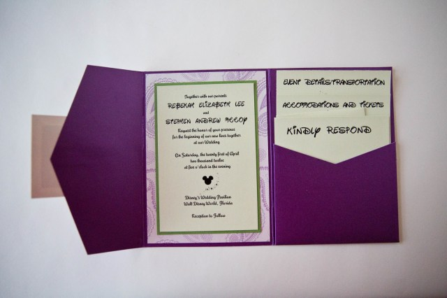 Disney Wedding Invitations Invitation Disney Invitation Mickey Mouse Kindly Rsvp Designs