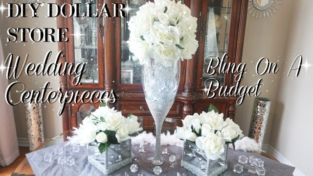 Diy Centerpieces Wedding Diy Wedding Centerpiece On A Budget Simple Diy Wedding Decor Diy