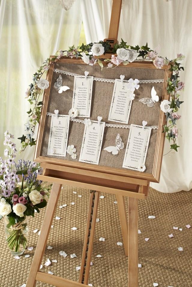 Diy Vintage Wedding How To Make A Vintage Wedding Table Chart Hobcraft Blog