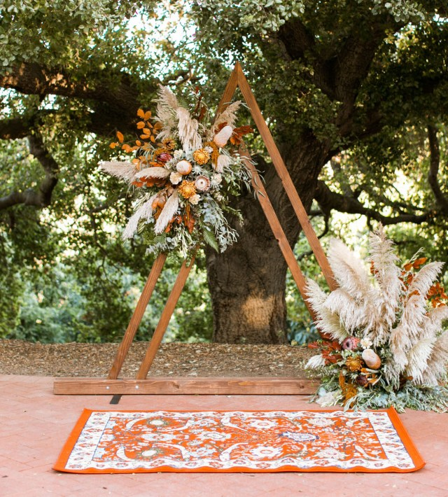 Diy Wedding Alter Diy I Do Ers You Could Totally Make These Wedding Backdrops