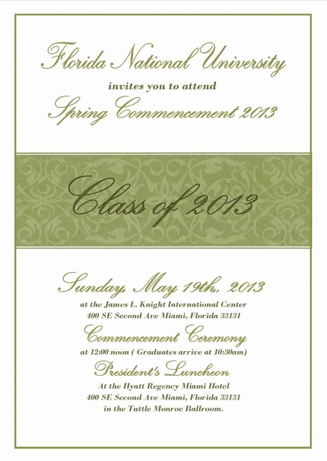 Diy Wedding Announcements 024 Graduation Invitation Templates Microsoft Word Elegant Party Of