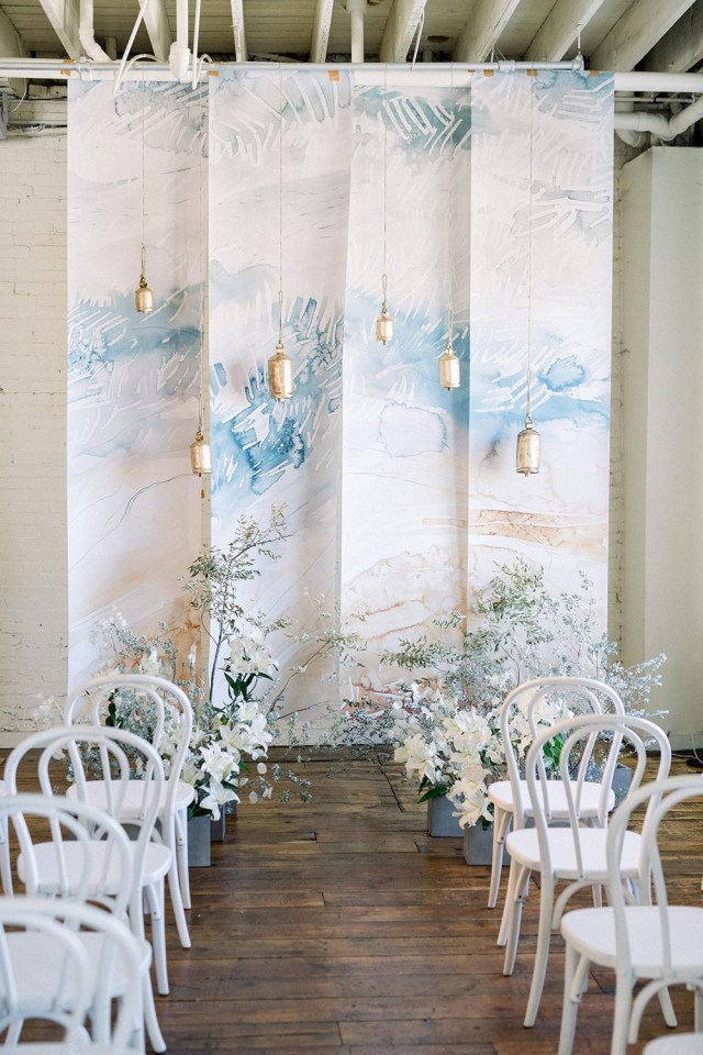 Diy Wedding Backdrop Diy I Do Ers You Could Totally Make These Wedding Backdrops