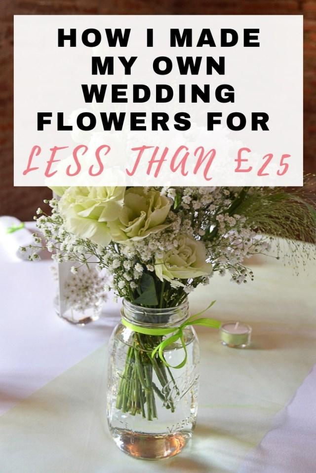 Diy Wedding Bouquet Diy Wedding Bouquets For Under 25 Emmadrew