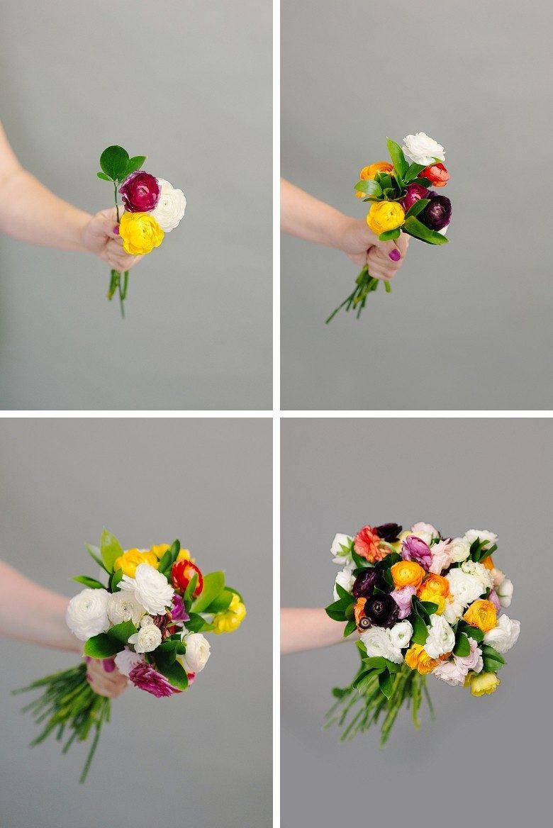 Diy Wedding Bouquet How To Make A Diy Wedding Bouquet A Practical Wedding