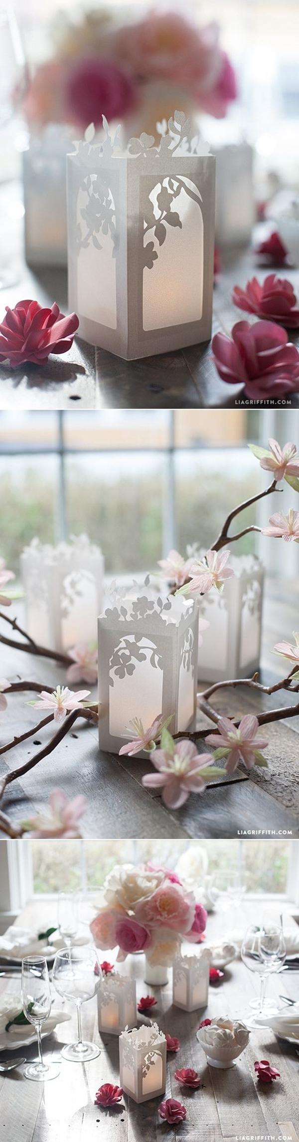 Diy Wedding Centerpiece 20 Creative Diy Wedding Ideas For 2016 Spring