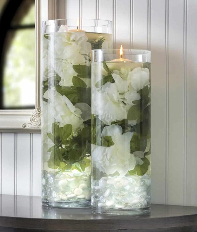Diy Wedding Centerpiece Glowing Floral Diy Wedding Centerpieces Diy Candy